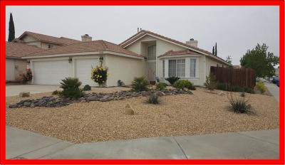 Victorville Single Family Home For Sale: 12808 Palo Alto Drive