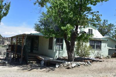 Pinon Hills Single Family Home For Sale: 7650 Puma Road