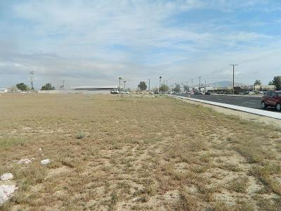 Victorville CA Commercial Lots & Land For Sale: $149,000
