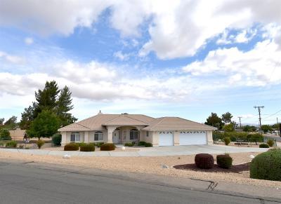 Hesperia Single Family Home For Sale: 18090 Orange Street