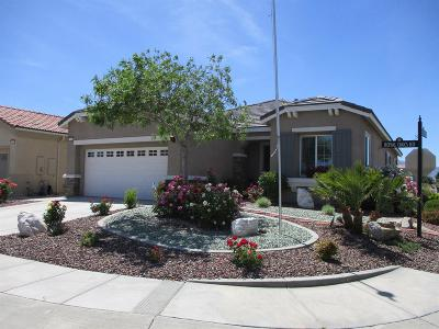 Apple Valley Single Family Home For Sale: 19447 Royal Oaks Road