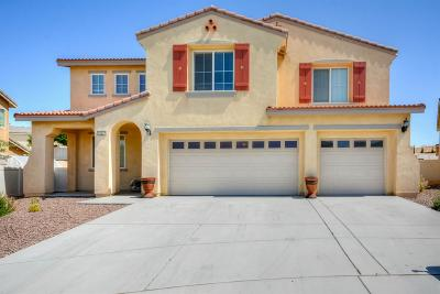 Victorville Single Family Home For Sale: 15876 Brittle Brush Lane