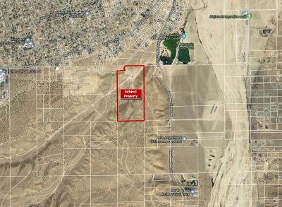 Hesperia CA Residential Lots & Land For Sale: $175,000