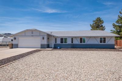 Hesperia Single Family Home For Sale: 7546 Kingston Avenue