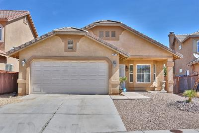 Hesperia Single Family Home For Sale: 13672 Summit View Street