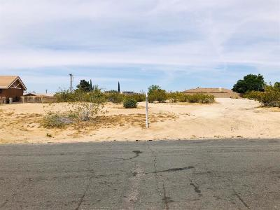 Apple Valley Residential Lots & Land For Sale: Delaware Road