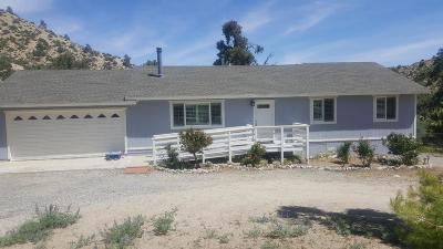Wrightwood Single Family Home For Sale: 1784 Desert Front Road