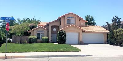Victorville Single Family Home For Sale: 14619 Corral Street