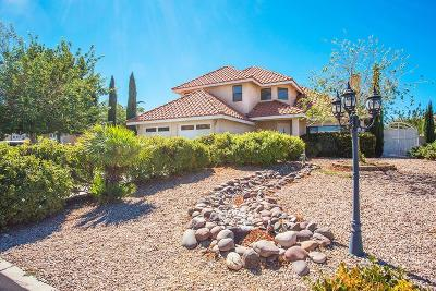 Victorville Single Family Home For Sale: 18585 Kalin Ranch Road