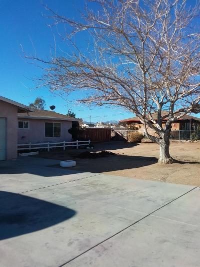 Victorville Single Family Home For Sale: 15469 Sitting Bull Street