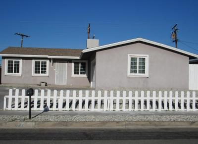 Barstow Single Family Home For Sale: 701 Patricia Avenue