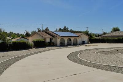Apple Valley Single Family Home For Sale: 15127 Osceola Road