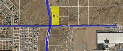 Victorville CA Commercial Lots & Land For Sale: $189,000