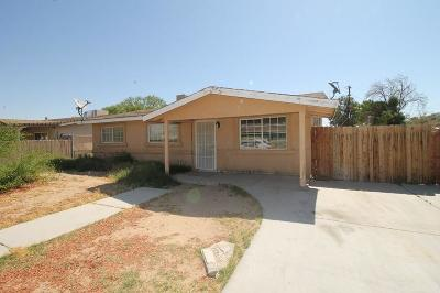 Barstow Single Family Home For Sale: 35197 Maple Street