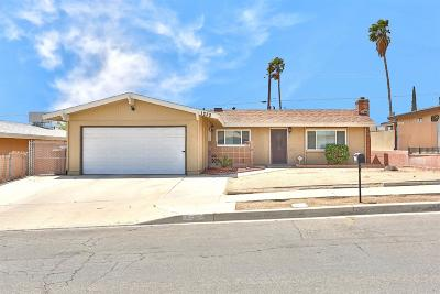 Barstow Single Family Home For Sale: 1220 E Navajo Street