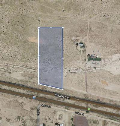 San Bernardino County Residential Lots & Land For Sale: Fort Cady Road