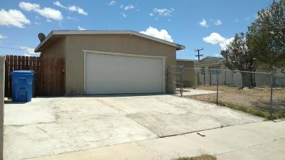 Barstow Single Family Home For Sale: 721 Patricia Avenue