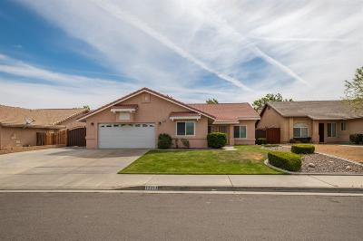 Victorville Single Family Home For Sale: 12273 Silver Arrow Way