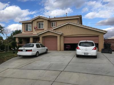 Victorville Single Family Home For Sale: 13499 Alcott Street