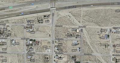 San Bernardino County Residential Lots & Land For Sale: Church Street