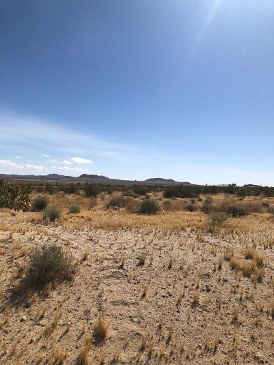 Lucerne Valley Residential Lots & Land For Sale: Highway 247