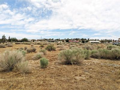 Apple Valley Residential Lots & Land For Sale: Rancho Street
