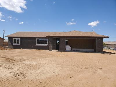 Apple Valley Single Family Home For Sale: 22174 Tehama Road
