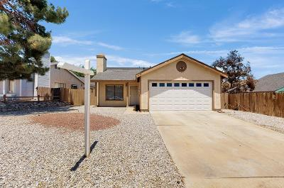 Hesperia Single Family Home For Sale: 14288 Poplar Street