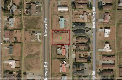 Apple Valley Residential Lots & Land For Sale: Kiowa Road