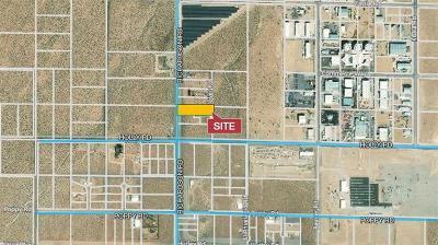 Adelanto Commercial Lots & Land For Sale: 16190 Richardson Street