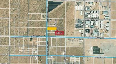 Adelanto CA Commercial Lots & Land For Sale: $49,500