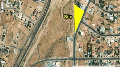 Hesperia CA Commercial Lots & Land For Sale: $175,000