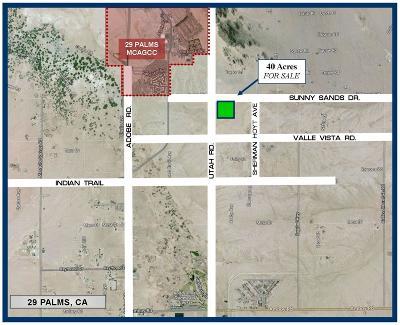 San Bernardino County Residential Lots & Land For Sale: Utah Trail