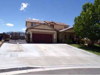 Victorville Single Family Home For Sale: 15311 Baxter Street