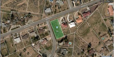 Hesperia CA Residential Lots & Land For Sale: $51,900