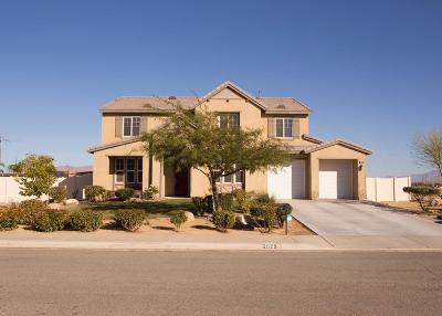 Apple Valley Single Family Home For Sale: 12025 Sweet Grass Circle