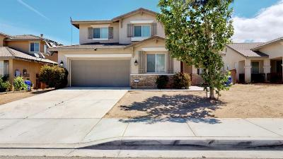 Adelanto Single Family Home For Sale: 15055 Strawberry Lane