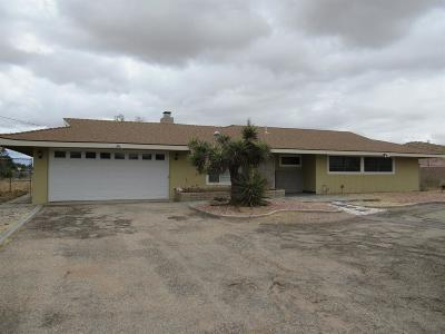 Apple Valley Single Family Home For Sale: 20861 Outer Hwy 18 S Highway