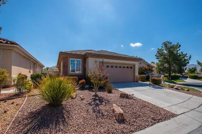 Apple Valley Single Family Home For Sale: 11075 Port Royale Court