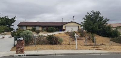 Victorville Single Family Home For Sale: 13849 Apple Creek Drive