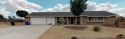 Victorville Single Family Home For Sale: 13403 Sequoia Road