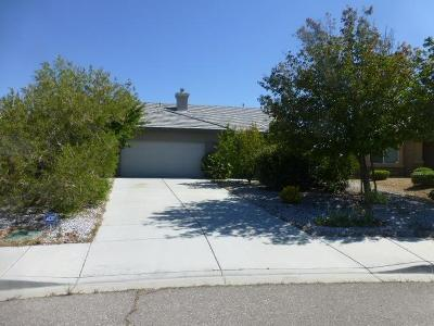 Victorville Single Family Home For Sale: 16172 Dunning Way