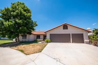 Victorville Single Family Home For Sale: 12548 Ironstone Place