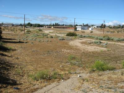 Hesperia CA Commercial Lots & Land For Sale: $235,000
