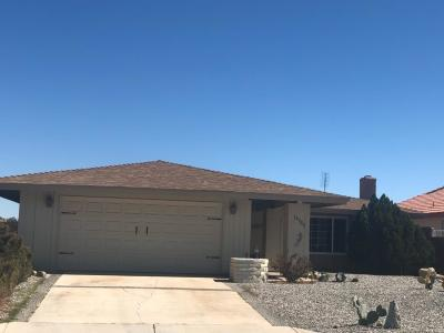 Victorville Single Family Home For Sale: 12925 Riverview Drive