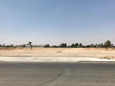 Victorville CA Residential Lots & Land For Sale: $1,000,000