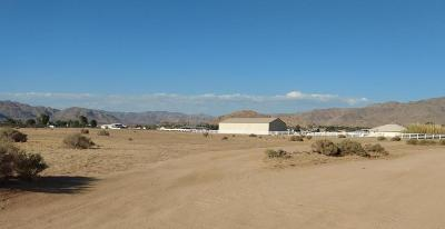 Apple Valley CA Commercial Lots & Land For Sale: $62,500
