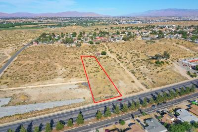 Victorville CA Commercial Lots & Land For Sale: $150,000