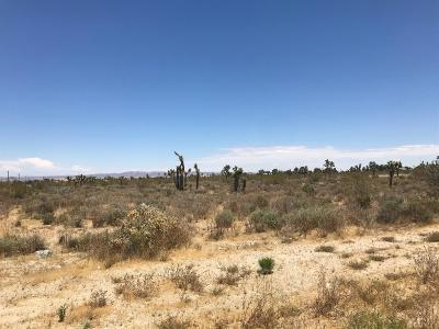 Pinon Hills Residential Lots & Land For Sale: Buena Vista Road