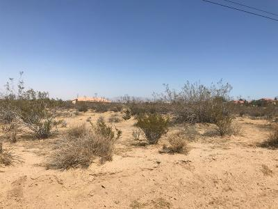 Victorville CA Residential Lots & Land For Sale: $90,000